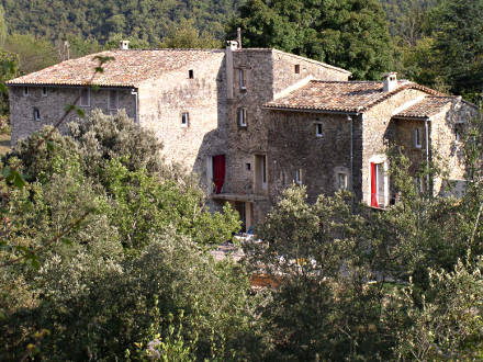 Holiday Cottage In The Cévennes, Private Pool, Exceptional House, In Middle  Of Hills Of Cévennes, In St Hippolyte Du Fort, Gard, South Of France, ...