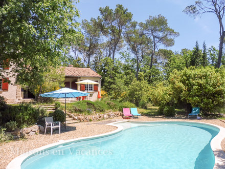 Villa à Nans-les-Pins