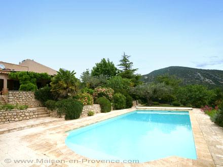 Villa Piscine Prive Proche De BuisLesBaronnies Et Vaison La