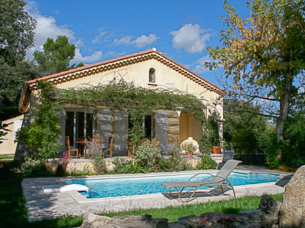 Location maison piscine france aout