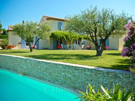 Location Villa Piscine Luberon