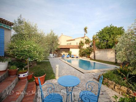 mas piscine priv e proche de salon de provence