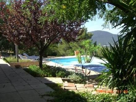 Maison en provence villa g menos bouches du rh ne for Piscine de gemenos