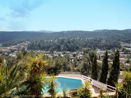 Villa piscine priv e proche de la mer et des calanques for Location vacances bouches du rhone piscine