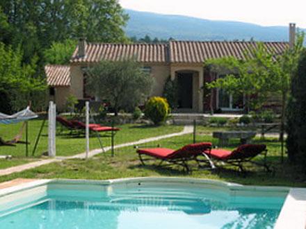 Villa � B�doin