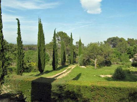 villa dans un parc de 4 hectares 224 seillans var