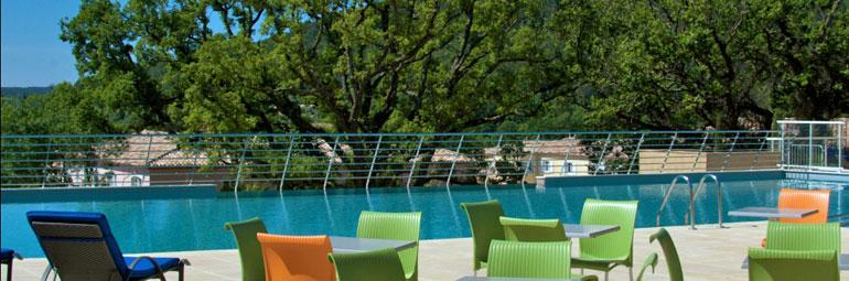 domaine piscine dans une r sidence de tourisme d 39 exception callian var location de. Black Bedroom Furniture Sets. Home Design Ideas