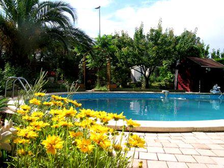 Villa piscine priv e proche de montpellier for Piscine privee montpellier