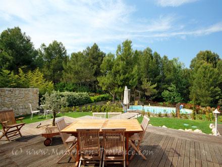 Villa au domaine du glof piscine priv e au coeur du domaine du golf de pont royal en provence - Pont royal en provence office du tourisme ...