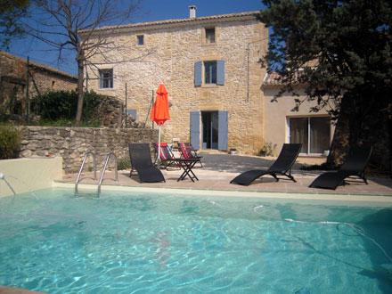 Maison De Village Piscine Prive   Km Du Pont Du Gard