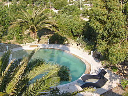 Villa piscine priv e 15 minutes d 39 aix en provence for Piscine la fare les oliviers