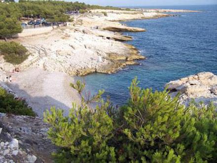 Villa piscine priv e 50 m d 39 une petite plage dans la for Achat maison sausset les pins