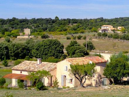 Villa � Bonnieux